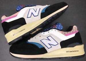 New Balance 997 M997PAL PATCHWORK Made in USA Size 9