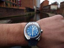 RUSSO VOSTOK Wostok Boctok automatico anuri Scuba Dude 200m Da Uomo Diver Watch