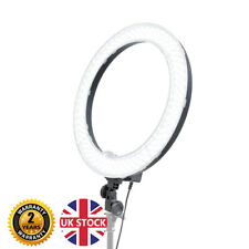 "19"" 48cm LED Adjustable Dimmable Ring Video Light Blogger Youtube Makeup CRI 90"