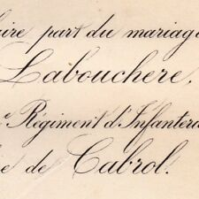 Henri Charles Labouchere 1876 Pauline De Cabrol De Moute