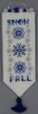 10% Off Misty Hill Studio counted x-stitch chart - Snowball