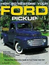 HOW TO RESTORE YOUR FORD PICKUP Workbook (1993) EXC
