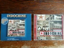 CD INDOCHINE Génération Indochine avec fourreau cartonné 18 titres RARE