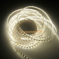 5mm Width 3014 Nature White LED Strip 5m 600 leds SMD Non-Waterproof 12V DC