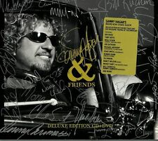 Sammy Hagar – Sammy Hagar & Friends CD+DVD NTSC Still Sealed Frontiers Records