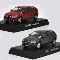 Audi A3 Sportback 1:64 Metall Die Cast Modellauto Auto Spielzeug Model Sammlung