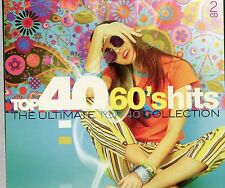 Top 40 60's Hits : The Ultimate Top 40 Collection (2 CD)