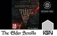 Elder Scrolls: Online Tamriel Unlimited + Morrow Wind [PC] Bethesda Download Key