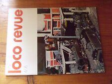 $$$ Loco Revue N°371 Pont tournant Fleischmann050.TQ SNCFMotronic 4-11
