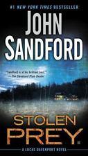 A Prey Novel: Stolen Prey 22 by John Sandford (2013, Paperback)