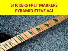 FRET MARKERS INLAY GUITAR PYRAMID DELUXE VISIT VISIT OUR STORE WITH MORE MODELS