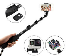 Yunteng Yt-1288 Selfie Sticks Bluetooth Extendable Handheld Monopod Tripod Mount
