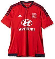 Extérieurs de football de clubs français rouges