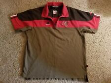Vintage Adidas Proline Tampa Bay Buccaneers Polo Shirt Mens Large Preowned