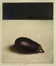 Etching by Dimitrios Tsamardinos, 1974