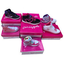 Pineapple Junior Footwear Wholesales/Job Lot x 10 Pairs High Top Trainers