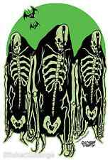 Ghouls Sticker Decal Artist Eric Pigors PG24