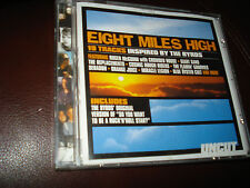 CD UNCUT EIGHT MILES HIGH  BYRDS SONGS ~RARE/MINT!! Blue Oyster Cult, Searchers+