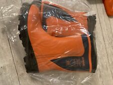 New boxed Stihl chainsaw rubber wellington boots size 6.5 only