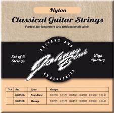 Nylon Classical Guitar Strings Set of 6 (Inner box quantity 20)