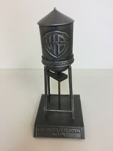 Warner Brothers WB Water Tower CA Celebration of Tradition Souvenir Building