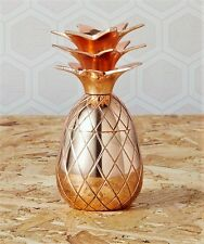 Copper Pineapple Shot Glass / Trinket Pot by Jeray - Stylish Unique Gift NEW