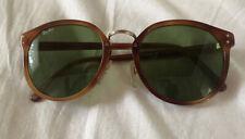 Vintage 1980's B&L Ray Ban Traditionals Premier B, W0865, RB-3 Lens Sunglasses