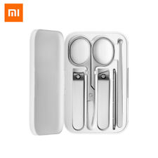 Xiaomi Mijia Professional Stainless Steel Nail Clipper Trimmer Manicure Tool Set