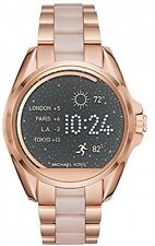 OpenBox Michael Kors Access Touchscreen Rose Gold Acetate Bradshaw Smartwatch