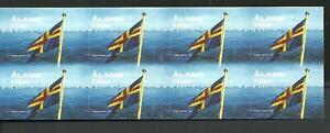 ALAND FLAG - Åland Islands Booklet 2004 MNH