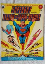 Superboy and the Legion of Super-Heroes DC Comics Oversized Collector's Edition