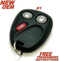 1999-2005 Chevrolet Chevy Trailblazer Key blank