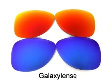 Galaxy Replacement Lenses For Oakley Crosshair S Sunglasses Blue&Red Polarized