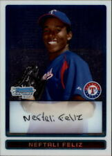 2009 Bowman Chrome Baseball Part 3 Prospects and WBC Prospects