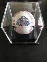 2001 World Series Arizona Diamondbacks Limited Edition Baseball Includes case