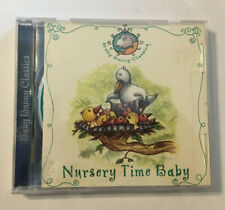Nursery Time Baby Baby Bunny Classic 17 Songs Music CD Compact Disc 0-36MOS 2004