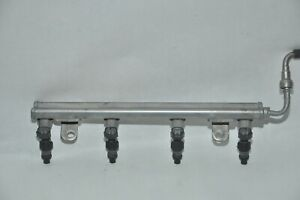 2007-2017 Nissan NV200 Sentra Fuel Injection Rail With Injectors OEM 14002-ET00A