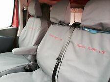 Fiat Talento (Standard model) 2016 on Tailored Seat Covers & Tailored Floor Mat
