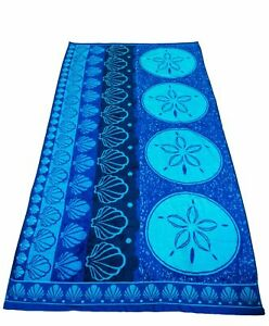 New Extra Large Luxury Holiday Velour Beach Towel 100% Egyptian Cotton *SUMMER*