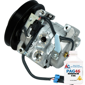 A/C Compressor New for Freightliner Cascadia Columbia Western Star 197388