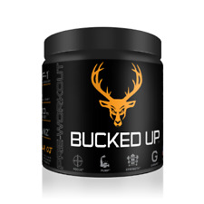 DAS LABS Bucked Up Pre Workout Supplement - KILLA OJ