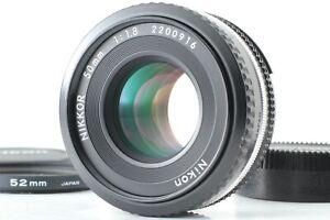 【NEAR MINT】 Nikon Ai-s Nikkor 50mm f/1.8 pancake Standard Manual Focus Lens From
