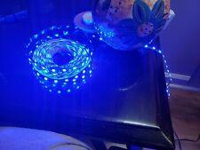 LED Strip Lights BIHRTC RGB 600leds 32.8ft 10M Color Changing 5050 Flexible LED