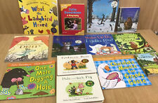 Julia Donaldson Kids Book Bundle x13-Stickman, Gruffalo's Child, Monkey Puzzle..