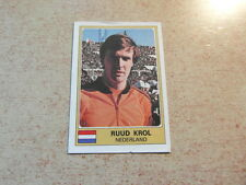 original PANINI STICKERS EURO FOOTBALL 76 1976 Ruud KROL (Nr 194)