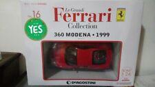Deagostini 16 Ferrari Collection 1:24 360 Modena 1999
