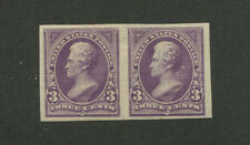 UNITED STATES - Proof Pair # 253P5 XF NH Large Margins - S8205
