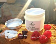 Zinc Cream Sunblock Rosacea Eczema, All natural Raspberry Seed Oil Extract