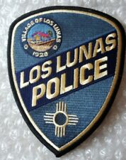 Patch Lubbock Texas US Police Patch 106 X 97 mm New*