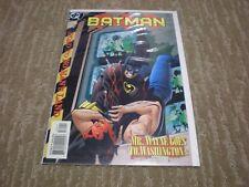 Batman #562 (1940 1st Series) DC Comics NM/MT